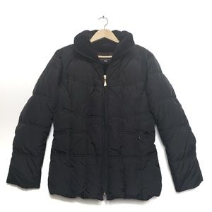 Liz Claiborne | Fleece lined puffer coat jacket